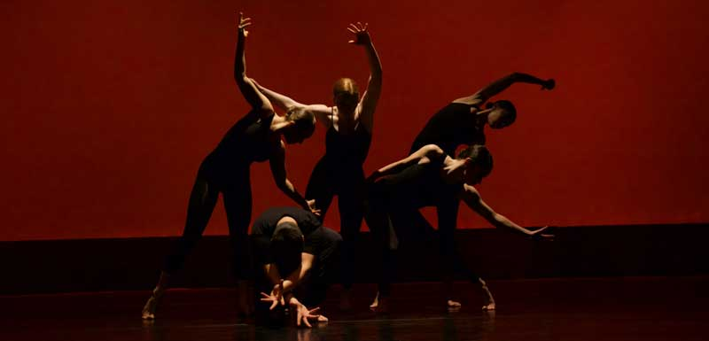 Dansshow thema