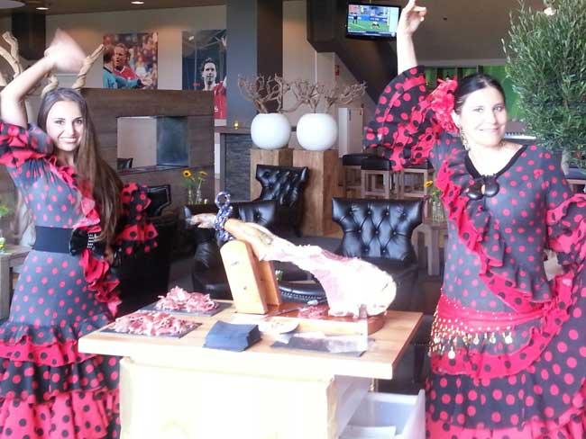 Profielfoto Pata Negra Flamenco danseressen