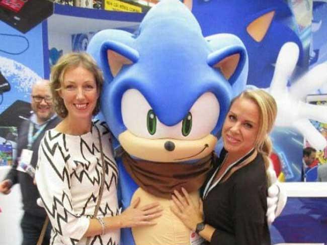 Profielfoto Sonic Meet & Greet