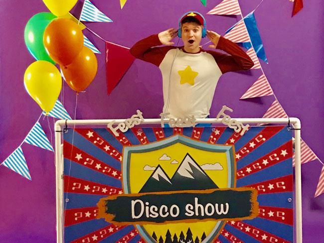 Profielfoto Tommie's Disco Show