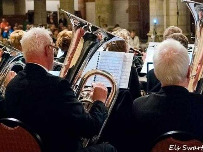 Profielfoto Harmonie Orkest 'Ons Genoegen'