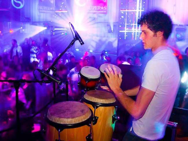Profielfoto B. on Drums