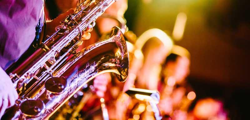 Jazz orkesten thema