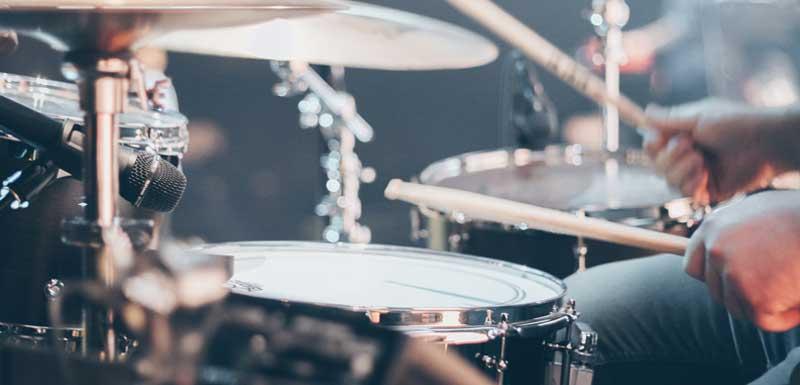 Percussionisten thema