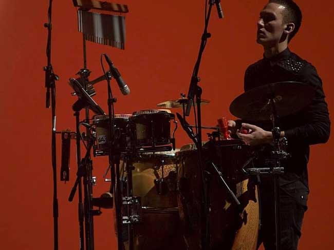 Profielfoto Marvin Smith - Percussionist