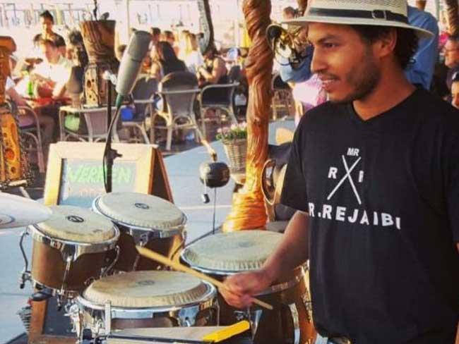 Profielfoto Drummer Mr Rejaibi
