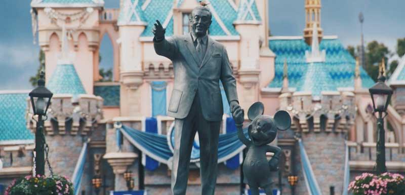 Disney-karakters thema