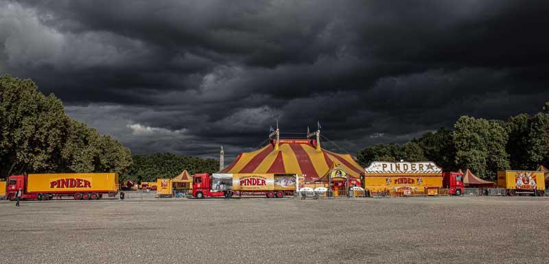 Magic & Circus thema