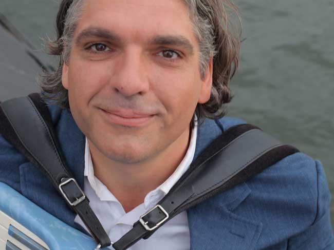 Profielfoto Accordeonist - zanger Jaap