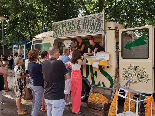 Profielfoto Piepers & Rund Foodtruck