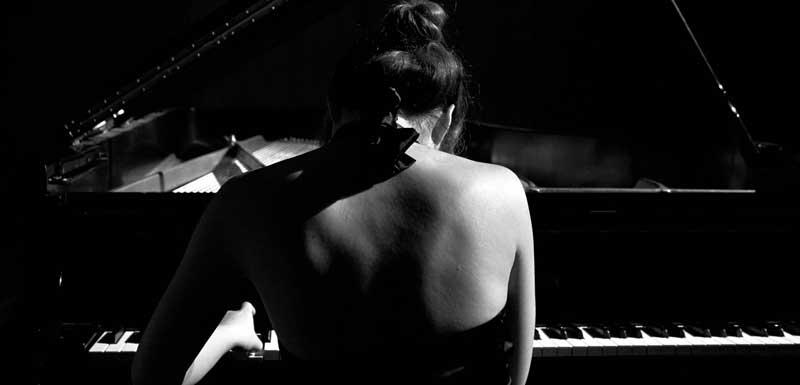 Top 40 pianoshows thema
