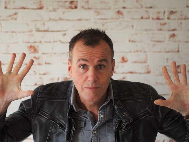 Profielfoto Jacob Spoelstra - Stand-up Comedy voor bedrijven