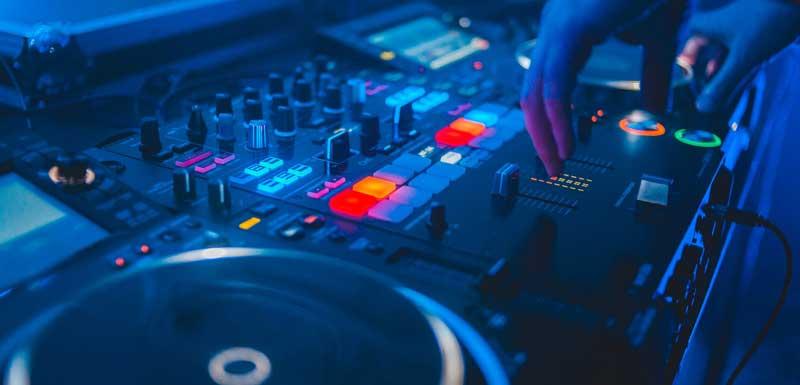 Aanbevolen Allround DJ's thema