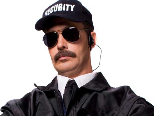 Profielfoto Security Agent Jimmy