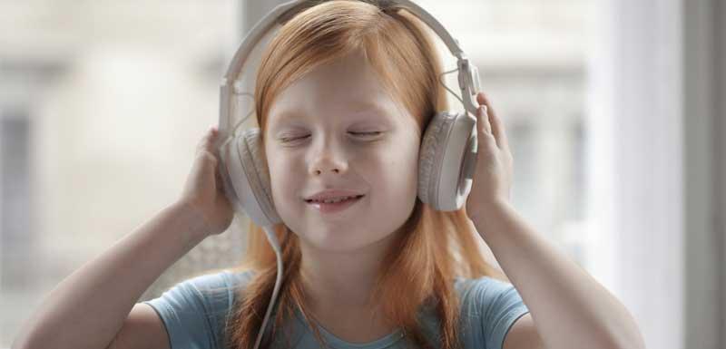 Kindermuziek thema
