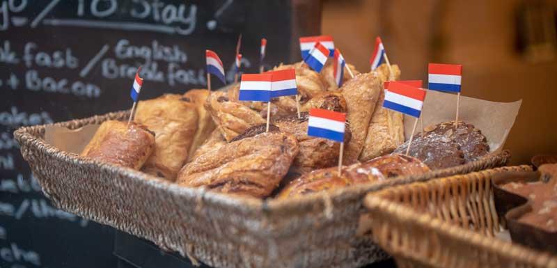 Hollandse lekkernijen thema