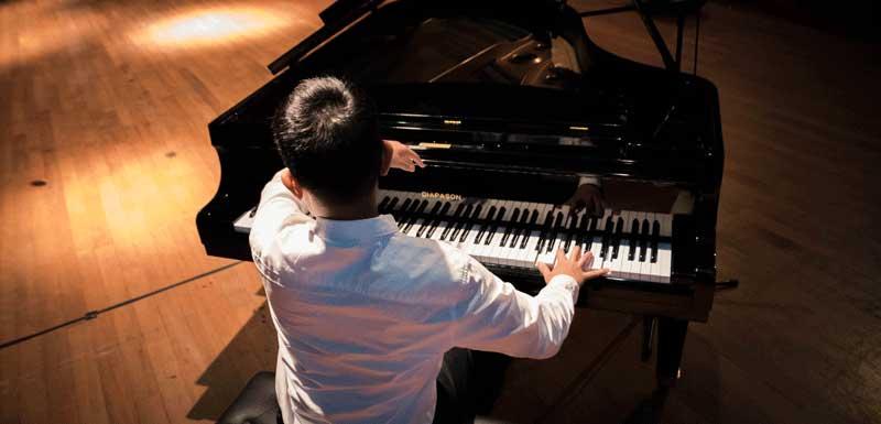 Klassieke Pianisten thema