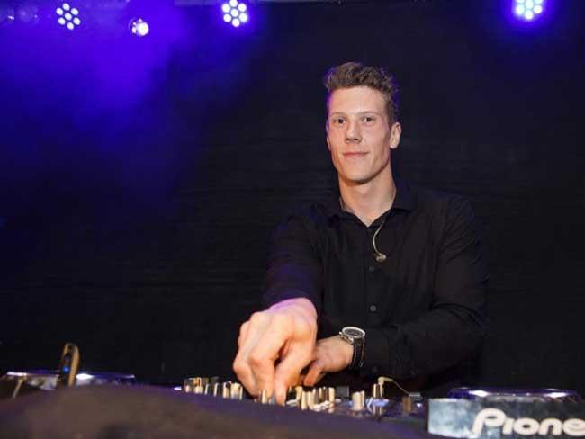 Profielfoto Brand Rose and the Sax! DJ show