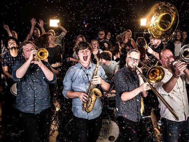Profielfoto Broken Brass Ensemble