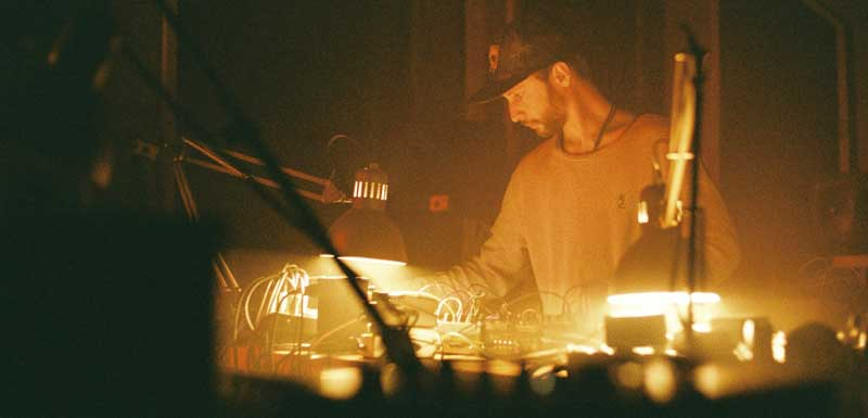 Male VIP DJ's thema