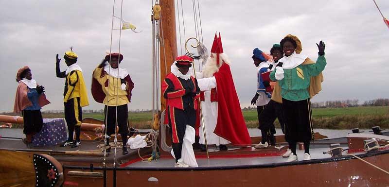 Sinterklaas Kindershow thema