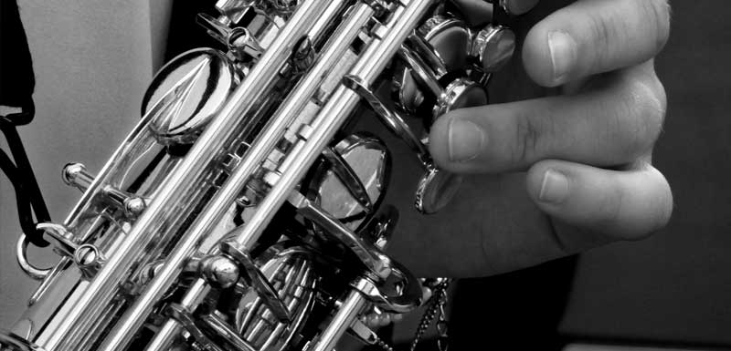 Saxofonist & DJ thema