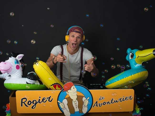 Profielfoto DJ Rogier