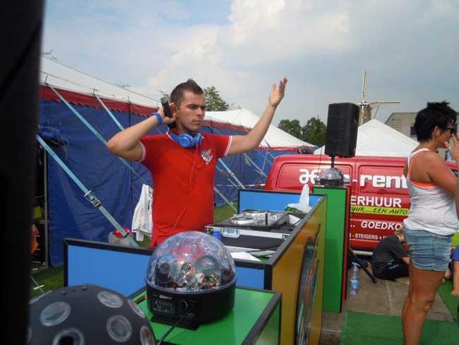 Profielfoto DJ Rocket