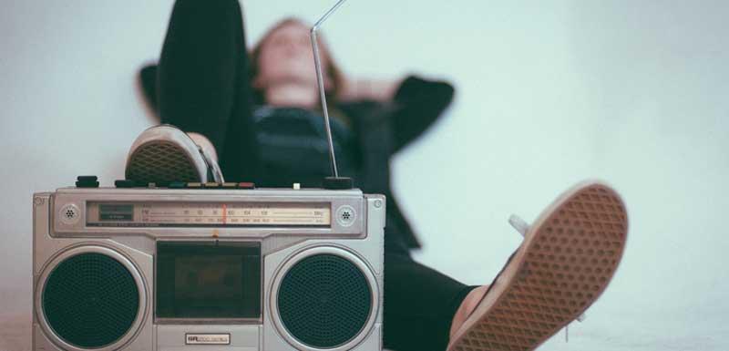 Drive-in Shows regionale radiozenders thema